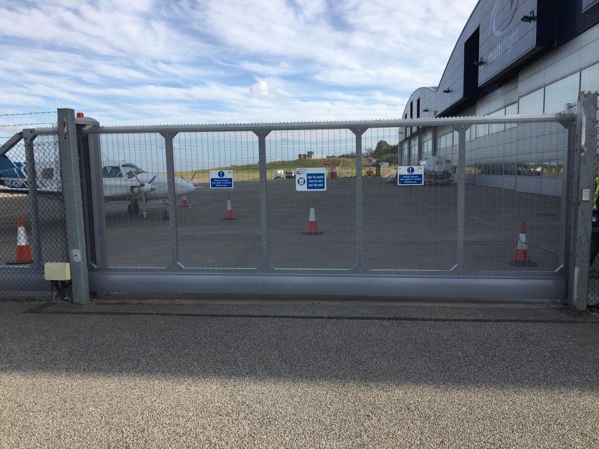 Cantilever Sliding Gates